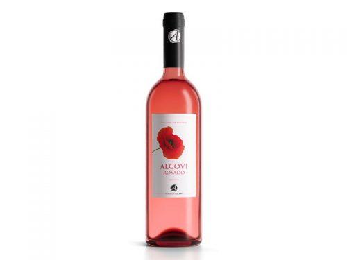 vino rosado alcovi