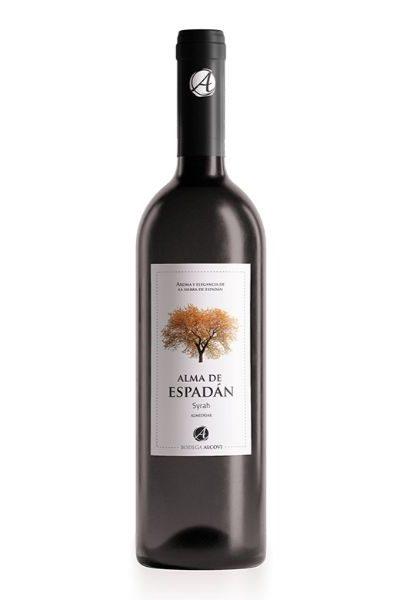 vino alma de espandan syrah